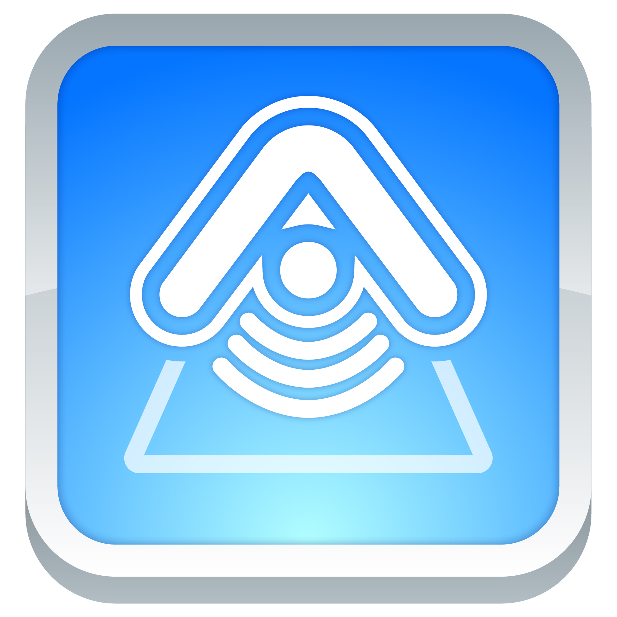 ATI Maps App Icon
