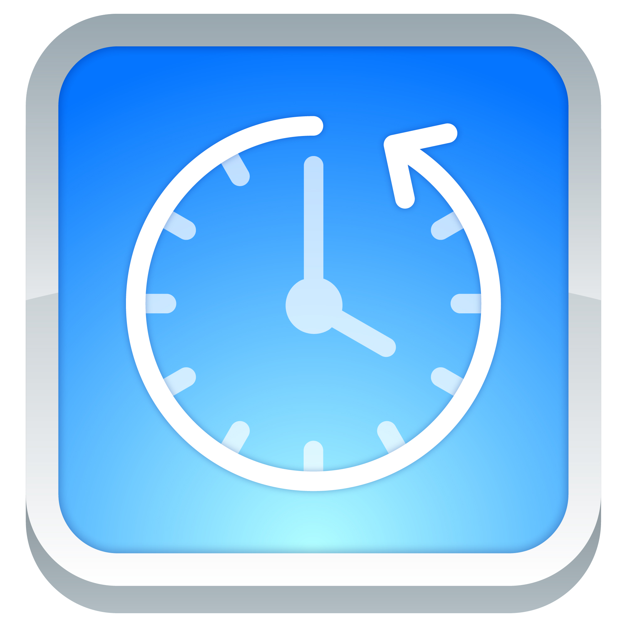 ATI Time Machine App Icon