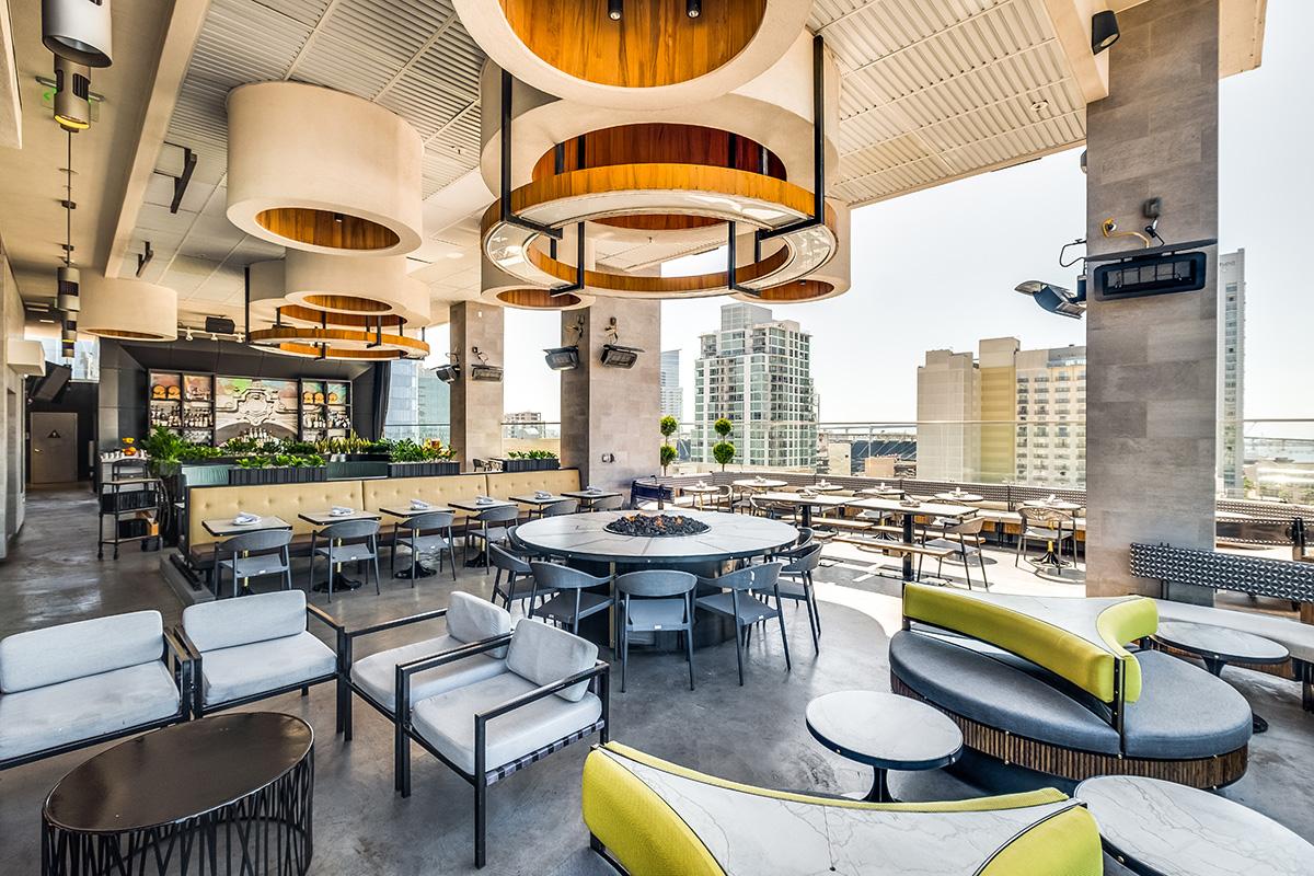 The Nolen Rooftop Restaurant